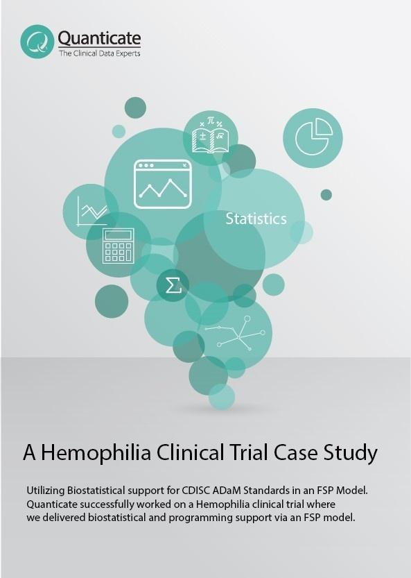 Hemophila Clinical Trial Case Study