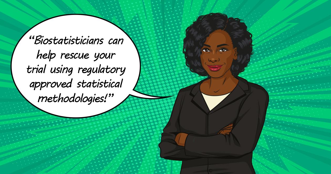 Corona Biostatistician Help Trial