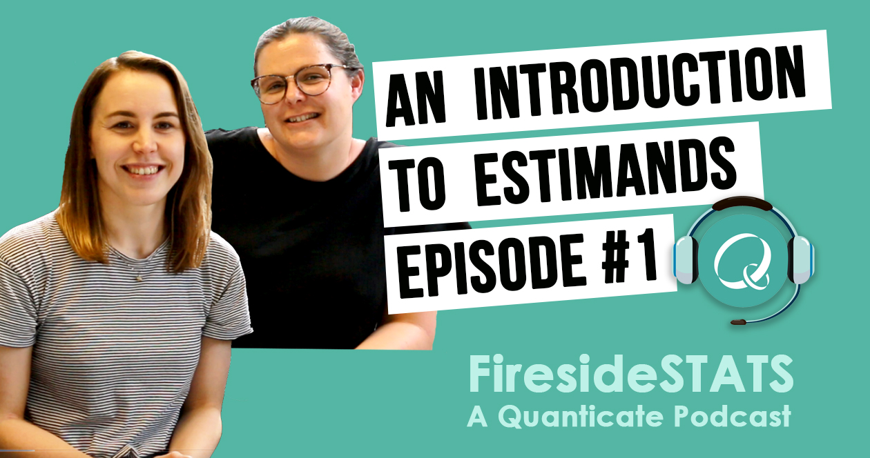 Episode 1 An Introduction to Estimands Featured Image