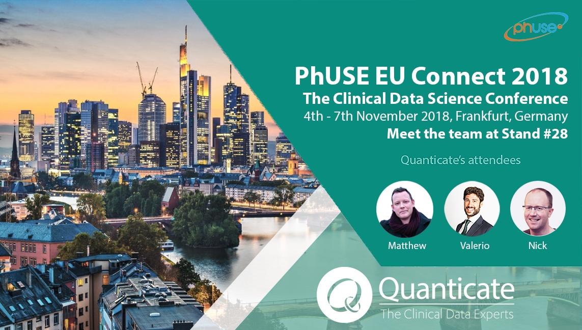 PhUSE EU 2018 Frankfurt-1