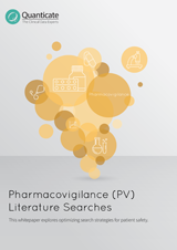 Pharmacovigilance Literature Searches
