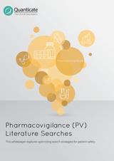 Pharmacovigilance Literature Searches