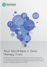 Real World Data in Gene Therapy