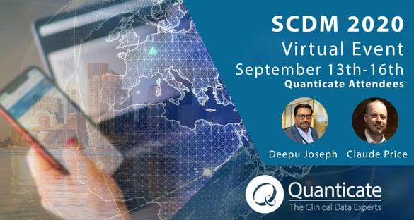 SCDM 2020 Virtual Conference Claude Deepu