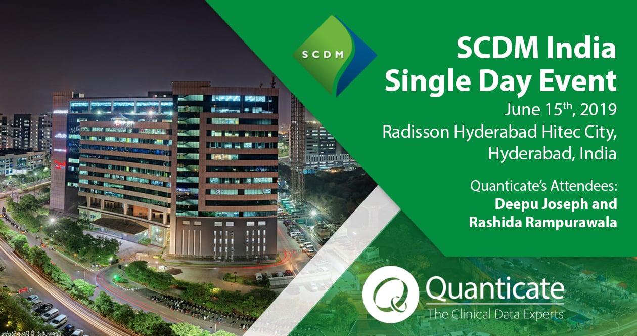 SCDM SDE India 2019