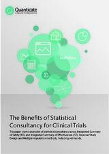 The Benefits of Statistical Consultancy for Clinical Trials