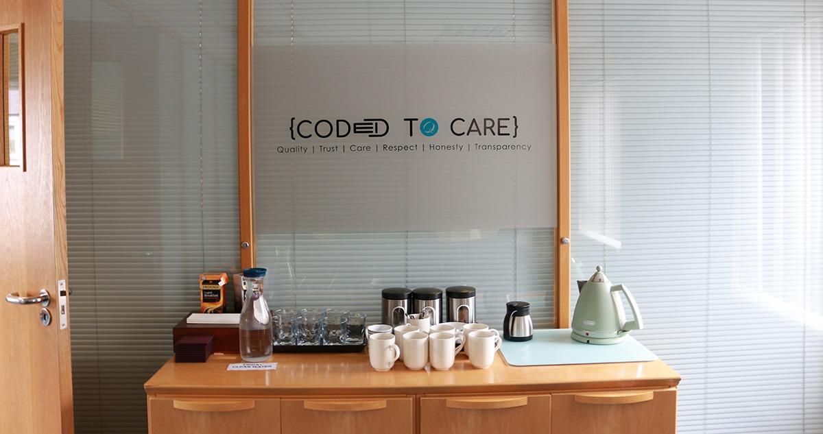 Coded to Care - Global biometric CRO
