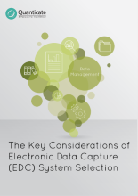 Electronic Data Capture system selection