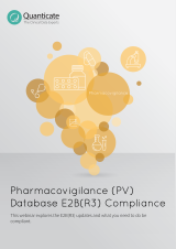 Pharmaccovigilance Database Compliance