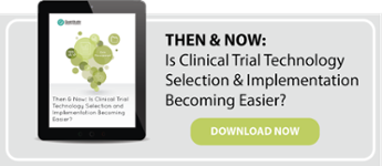 clinical trial technology selection