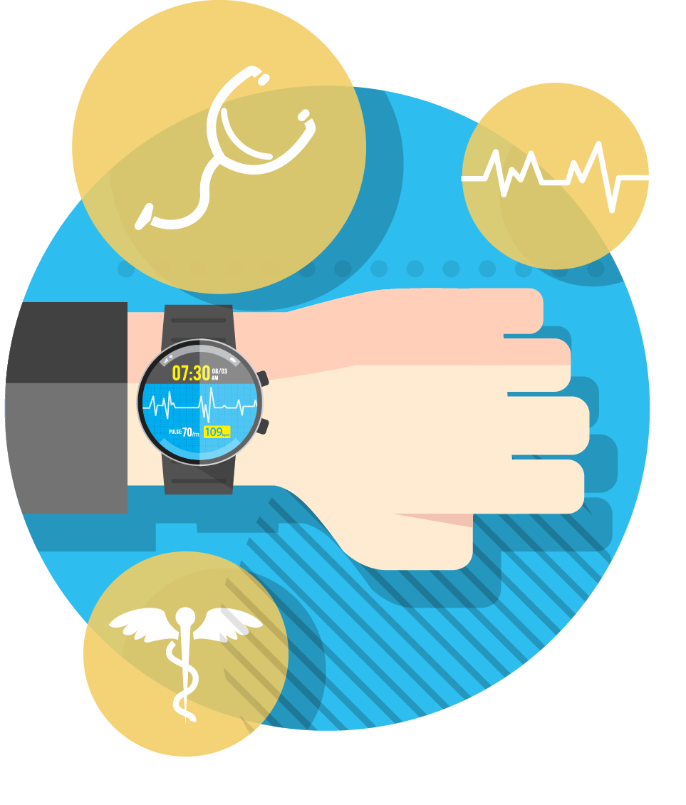 mHealth Apps and Wearables in Clinical Trials to Consider - Featured Image