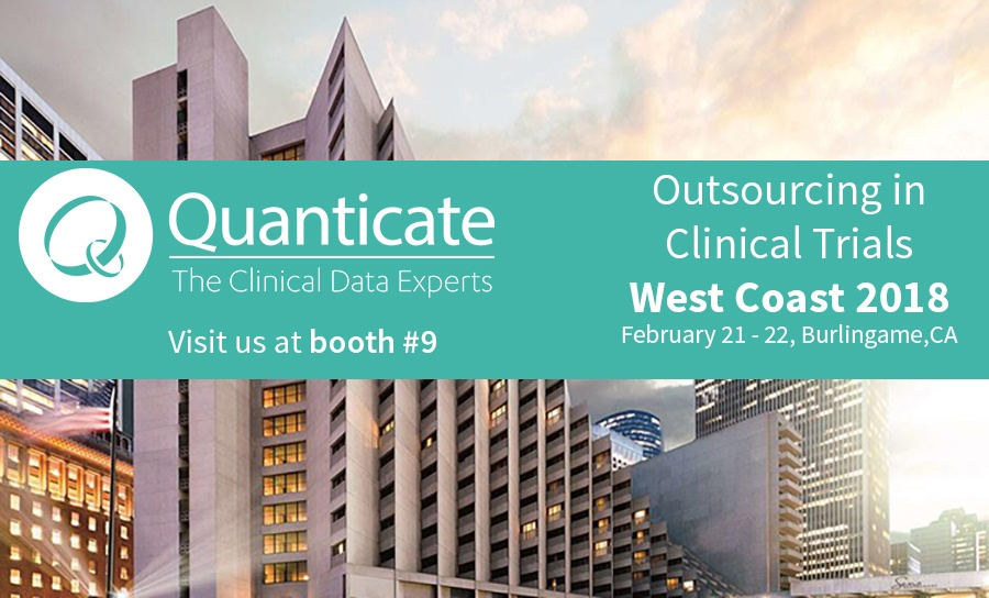 Quanticate Exhibits at the OCT West Coast 2018 - Featured Image
