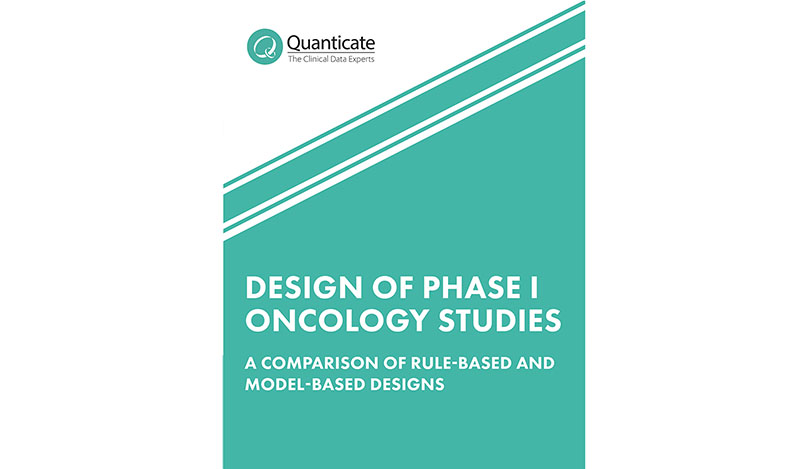 Free Whitepaper] The Design of Phase 1 Oncology Studies